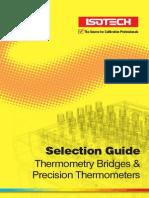 Bridges Thermometers