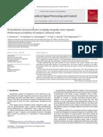 Perturbation Measurements in Highly Irregular Voice Signals