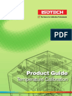 Isotech Product Guide