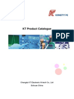 KT Product Catalog 2014