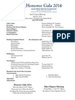 WDC - April 2014 Meeting Package