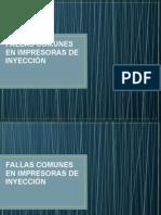 FALLAS COMUNES EN IMPRESORAS DE INYECCIÓN.pptx
