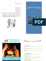 Boletim Informativo Novembro 2009