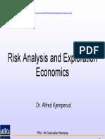 Risk Analysis and Exploration Economics_Kjemperud