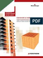 Brosura Light Brick