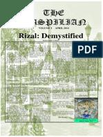 KASPIL1 Integrative Essay (Unexpurgated Copy)
