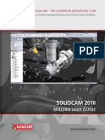 SolidCAM 2010 Milling User Guide
