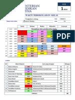 Jadual SKPL 2014