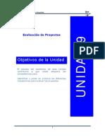 Proyectos Unidad 9