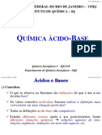 Química Ácido-Base