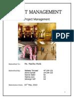 Event Management Report