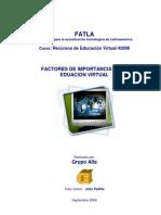 Grupo Alfa Rev FactoresEV