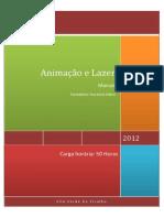 manual animação e lazer V.V.Ficalho