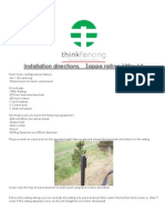 Best Horse fencing & PVC fencing in Australia - Think Fencing