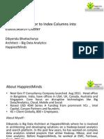 HBase Conf 2013 - Dibyendu B