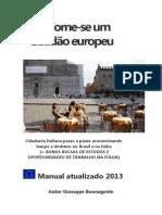 Manual Cidadania Italiana