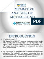 comparative analysis of mutual fund