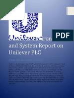 Unilever Report