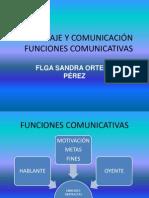 Funcion Comunicativa Unidad 1