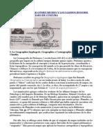 El mangante César Gómez Rivero y los sandios honoris causa del negociado de Cultura