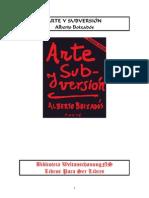 Boixadós Alberto - Arte y subversion