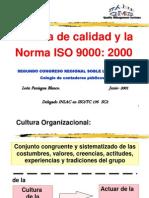 Actualizacion de La Norma ISO 9000 2008