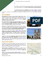 París en dos días - Itinerario para recorrer París en 48 horas