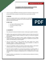 PROPUESTA PARA LA EXTRACCIÓN DE MATERIAL DE ACARREO saul