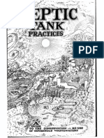 Septic Tank Practices