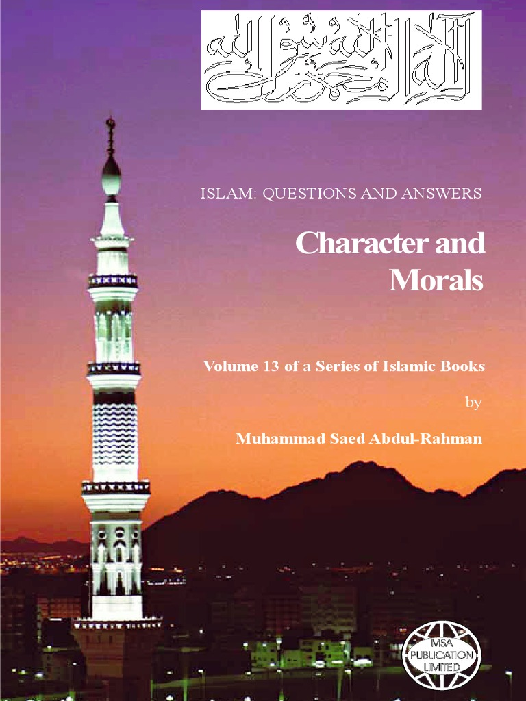 Islam Questions & Answers - Charcater & Morals | Lie | Muhammad