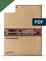 Manual de Cinema - Gêneros Cinematográficos