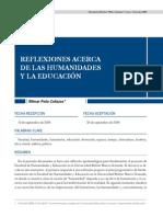 Reflexion Humanidad Educacion William Peña.pdf