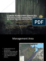 Lorax Forestry Services