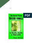 Success Formula Livro
