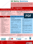 HSE Inspector Starting From 17 Dec 2013