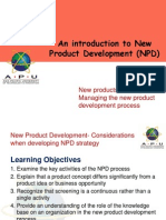 Lecture 6-Managing New Product Development Team