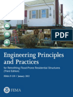 Engineering Principles and Practices for Retrofitting Flood-Prone Residential Structures 3ed FEMA