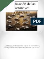 Avion Clasificacion