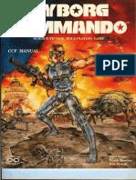 Cyborg Commando RPG-CCF Manual-Players' Manual (Corrected Version)