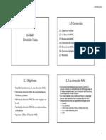 Repaso de conceptos en IPv4