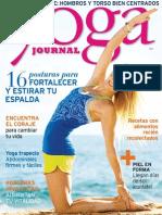 Yoga Journal #67 - Marzo 2014