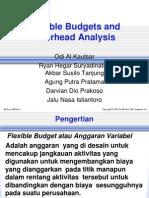 FLEXIBLE BUDGET & OVERHEAD ANALYSIS (PB-7).ppt