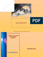 UD 1 ELECTRICITY 3ºESO 13 14.es.en