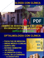 Clínica de oftalmologia