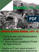 1a GuerraMundial