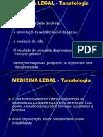 Medicina+Legal+ +Tanatologia