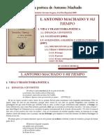 Guía 1 Antonio Machado_ Soledades, Galerías y Otros Poemas
