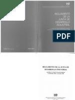 Reglamento de la Junta de Desarrollo Industrial