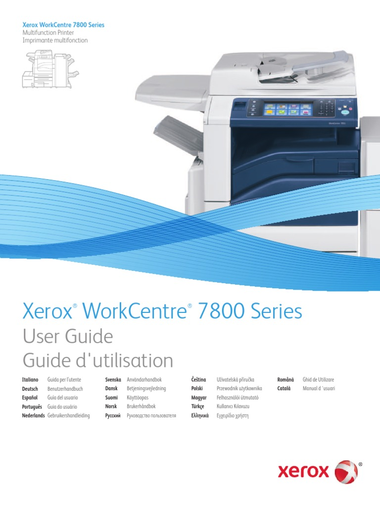 wc780x user guide en us image scanner printer computing rh scribd com Xeox Controller ACS Xerox Employee Benefits