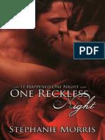 Reckless Night - Susan Moreland